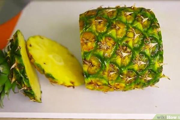 ananas nasıl soyulur