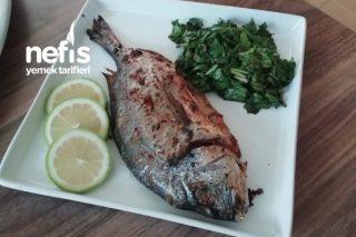 Baharatlı Fırında Balık Tarifi