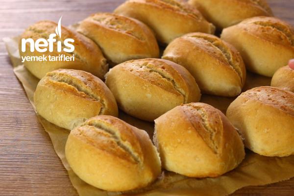 Brötchen (Küçük Ekmek) Tarifi