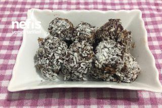 Hindistan Cevizli Kakaolu Muz (Sağlıklı Çikolata) Tarifi