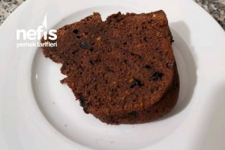 Kakao Ve Portakallı Garanti Dev Kek Tarifi