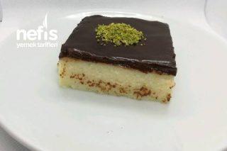 Çikolatalı İrmik Tatlısı (Videolu) Tarifi