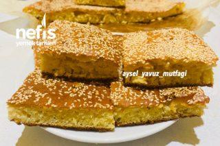 Sini Ekmeği (Tuzlu Kek) İster Kahvaltılık İster 5 Çayı Bir Tepsi Asla Yetmez Tarifi