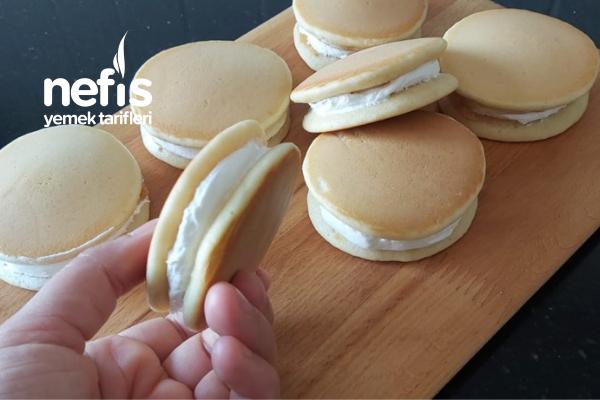 Süt Burger Tarifi Evde Kolay Süt Burger Yapımı (Videolu)