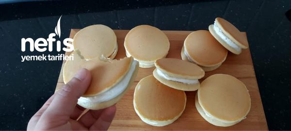 Süt Burger Tarifi /evde Kolay Süt Burger Yapımı(VİDEOLU)