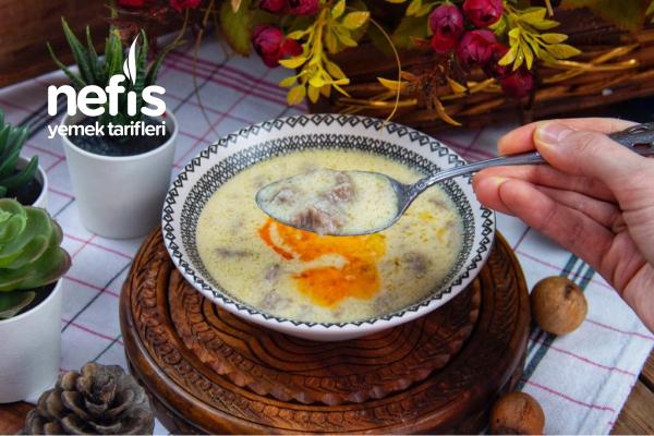 Balıkesir'in Meşhur Etli Çorbası