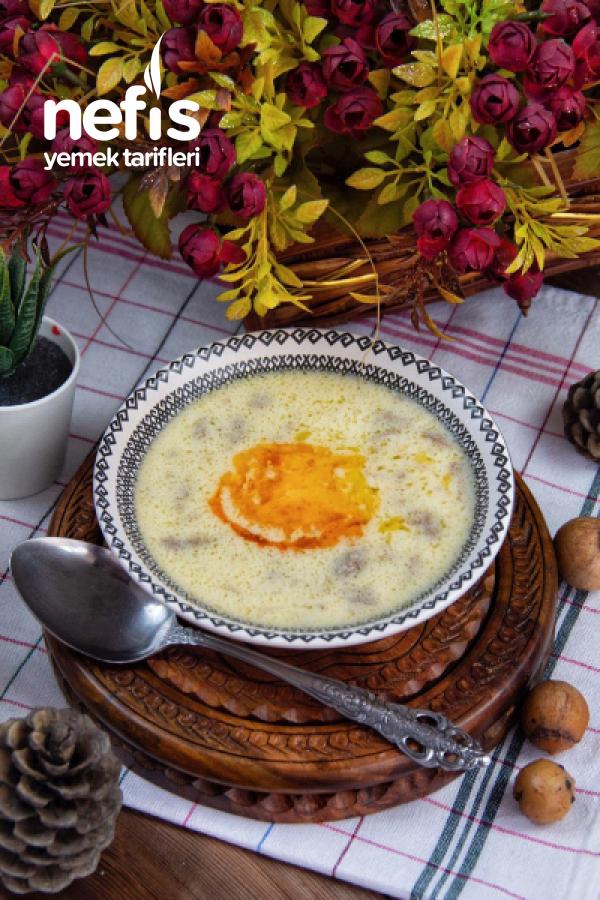 Balıkesir'in Meşhur Etli Çorbası (Videolu)