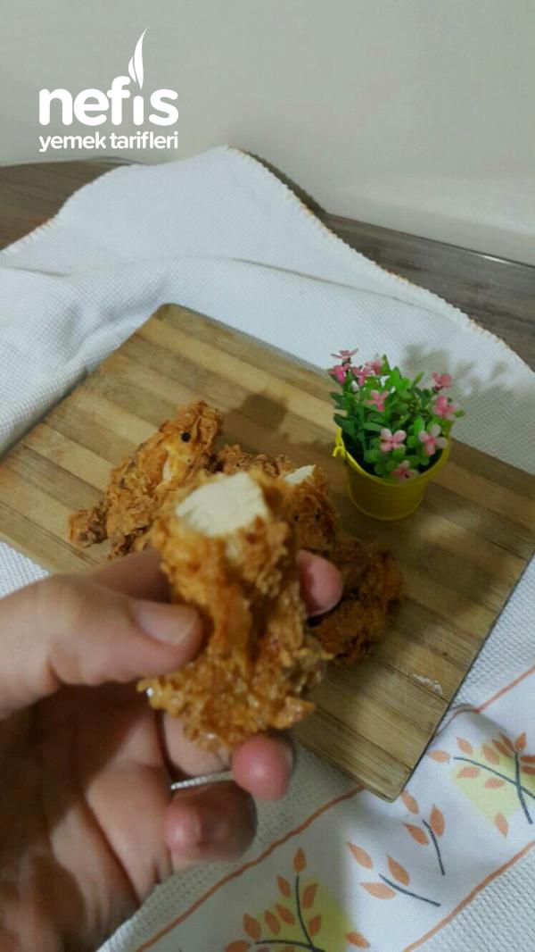 Herkes Hazır Sanıyor Orjinal Den Daha İyi Gerçek KFC Çıtır Tavuk Sırrı