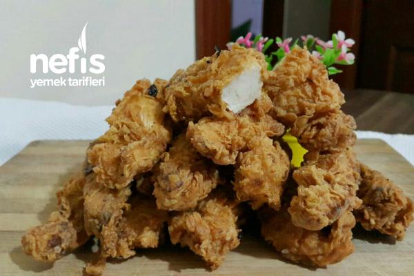 Herkes Hazır Sanıyor Orjinalden Daha İyi Gerçek KFC Çıtır Tavuk Sırrı