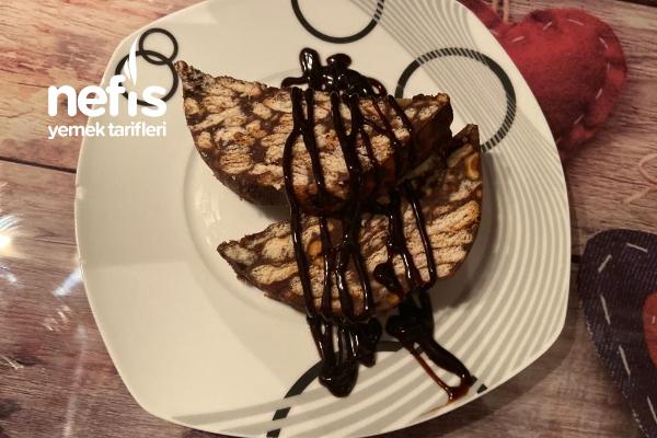 Mozaik Pasta (Çok Pratik) Tarifi