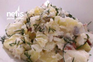 Nefis Doyurucu Salata (Rus Mutfağından) Tarifi