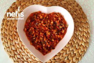 Patlıcan Kavurma (Kahvaltı İçin Şahane Bir Lezzet) Tarifi