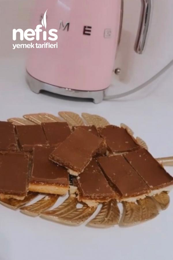 Karamel Shortbread