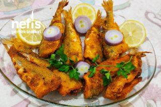 Mısır Unlu Çıtır Çıtır Balık Tarifi