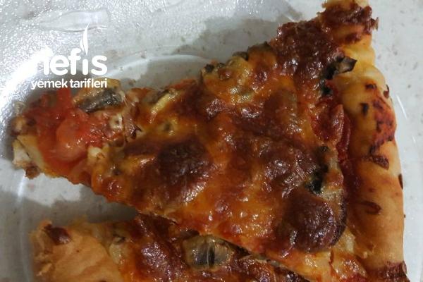 Nalan İle Danilo Pizza Tarifi