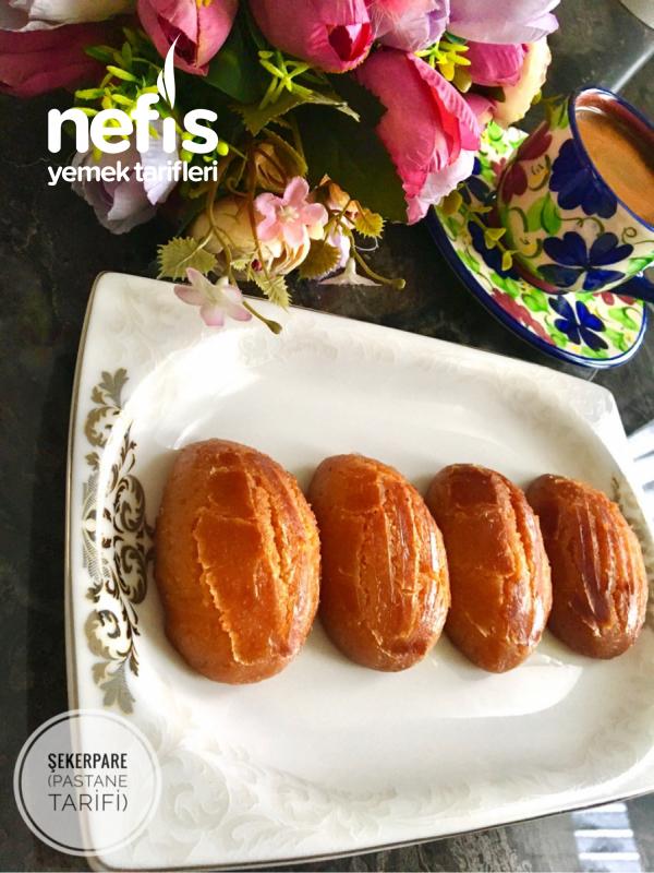 Şekerpare (Pastane Tarifi)