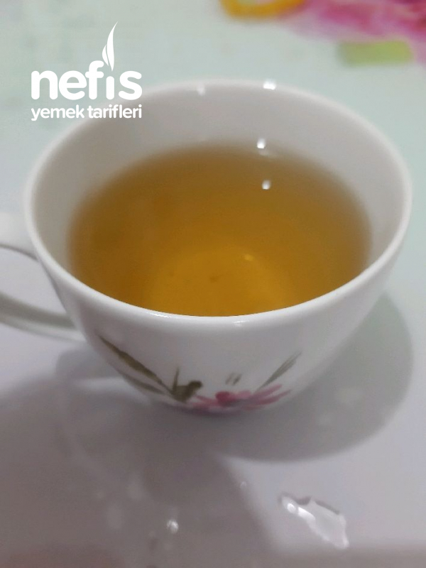 1 Ayda 7 Kilo Verdiren Çay ( Saracoğlu Tarifidir)