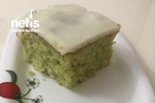 Enfes Ispanaklı Kremalı Kek Tarifi