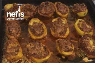 Kıymalı Patates Çanak Tarifi