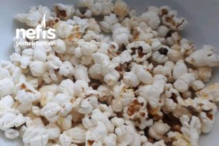 Mikrodalgada Kolay Patlamış Mısır (Popcorn) Tarifi