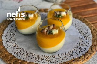 Portakallı Cup Tarifi