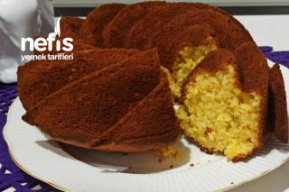 Bütün Portakallı Mis Kokulu (Denemeden Kek Yedim Demeyin) Tarifi