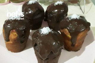 Çikolata Soslu Bardak Kek Tarifi