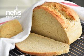 Evden Çıkmadan Ekmek (Videolu) Tarifi