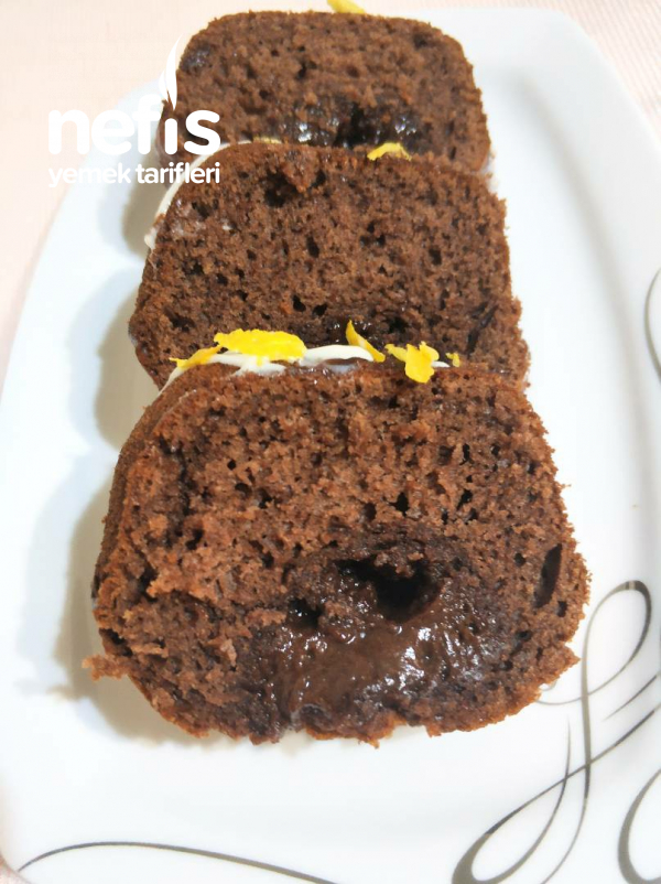 Kakao Pudingli Kek