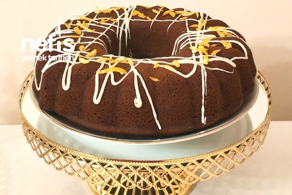 Kakao Pudingli Kek Tarifi