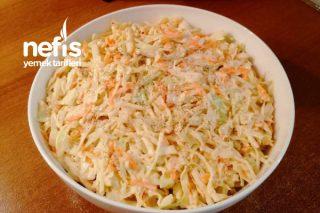Lahana Salatası (Coleslaw) Tarifi
