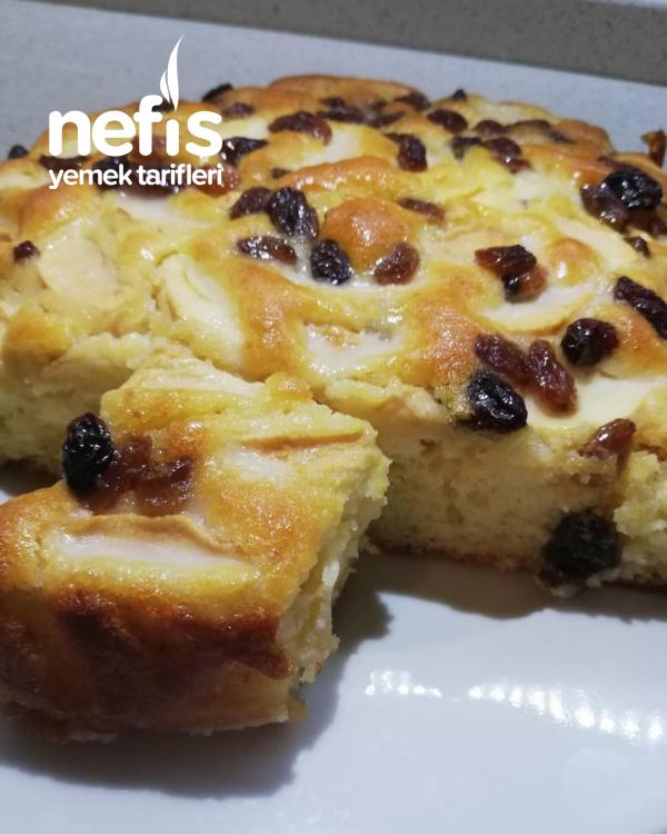 Sıradanlaşmış Keke Son! Mutlaka Denemenizi Öneriyorum Elmalı Soslu Kek