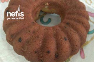 Çikolata Parçacıklı Cevizli Portakallı Kek Tarifi