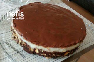 Çikolatalı Muhallebili Mozaik Pasta Tarifi