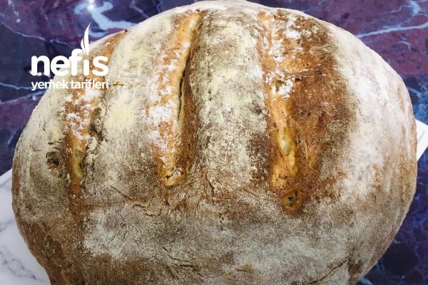 Ekşi Mayalı Ekmek Tarifi