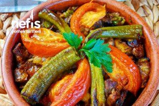 Patlıcanlı Şehzade Kebabı Tarifi