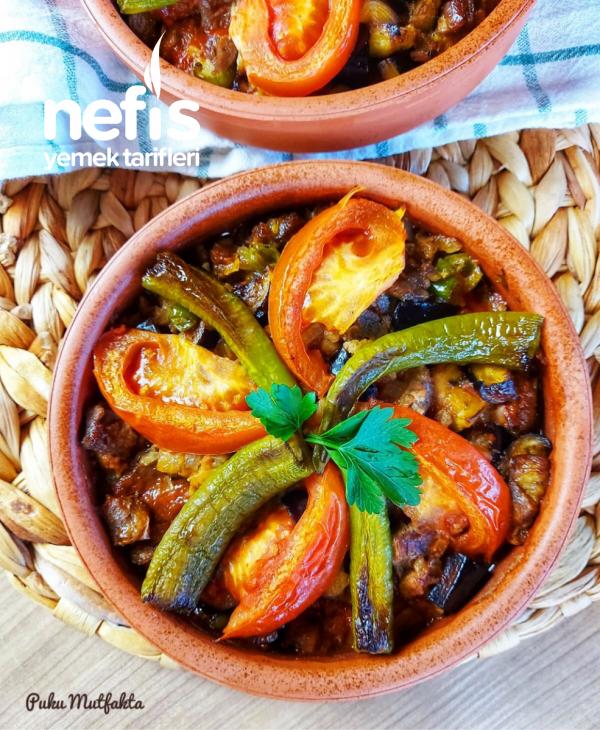 Patlıcanlı Şehzade Kebabı