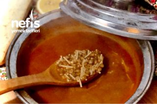 Sakala Sarkan (Sakala Çarpan) Çorbası Tarifi