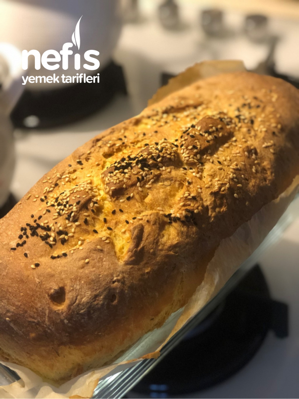 Ekmek (Dışarıdan Aldıklarımızdan Çok Daha Lezzetli Ekmeler)
