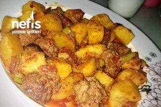 Köfte Patates Tava Tarifi