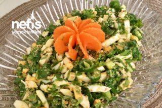Protein Deposu Yumurta Salatası Tarifi
