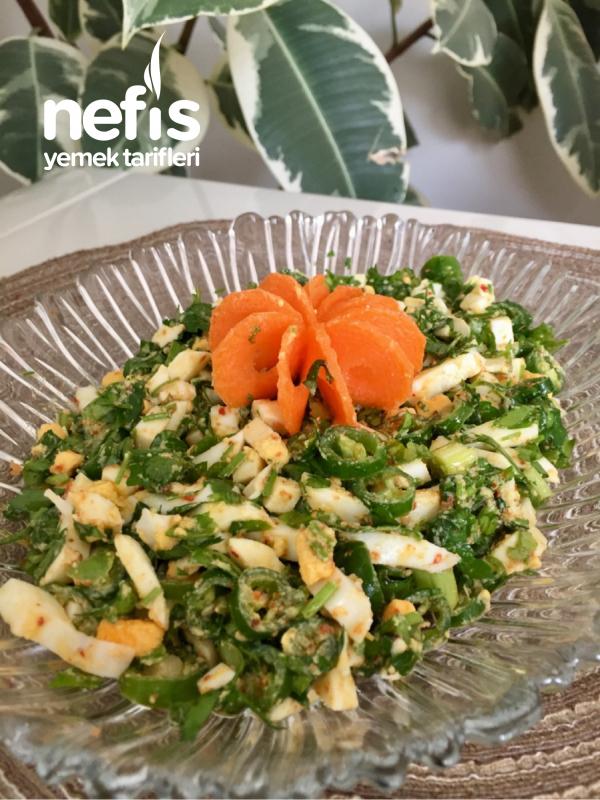Protein Deposu Yumurta Salatası