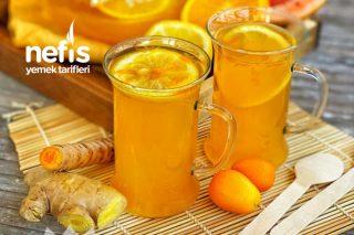 Vitamin Deposu Enerji Çay Tarifi