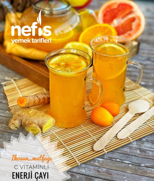 Vitamin Deposu Enerji Çay