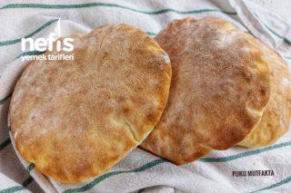30 Dakikada Ev Yapımı Pita Ekmeği Tarifi