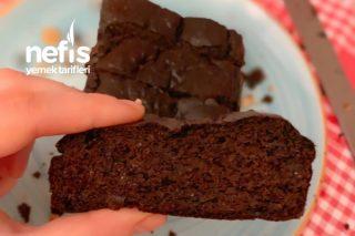 Glutensiz Rafine Şekersiz Tahinli Muzlu Kek Tarifi