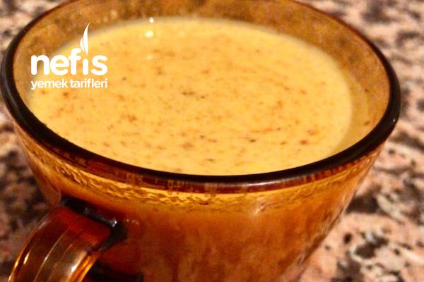 Golden Milk (Doğal Antioksidan)