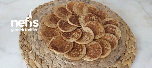 Karabuğdaylı Pankek