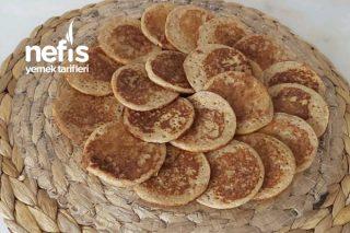 Glutensiz Karabuğdaylı Pankek Tarifi