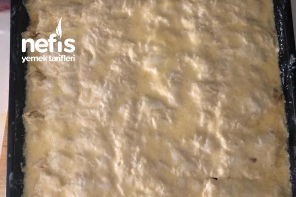 Kıymalı Patatesli Çıtır Börek
